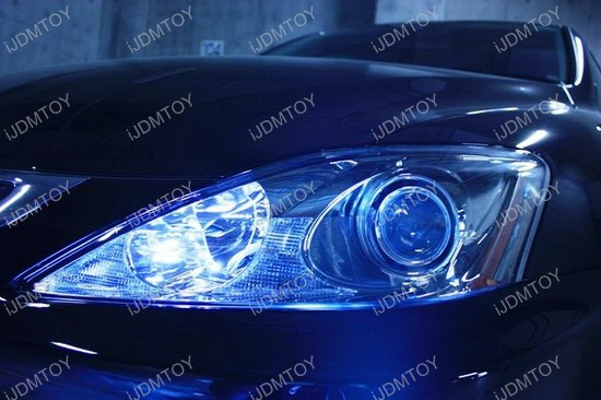 Lexus - IS350 - HID - LED - lights - 3